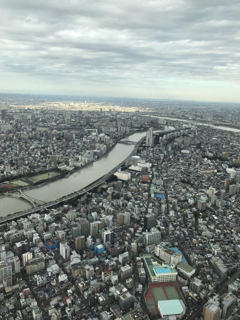 tokyo travel curvy girl city guide japan skytree asakusa