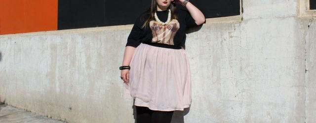beth ditto jean paul gaulthier grande taille plus size curvy