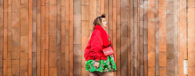punyus tokyo naomi watanabe plus size blogger