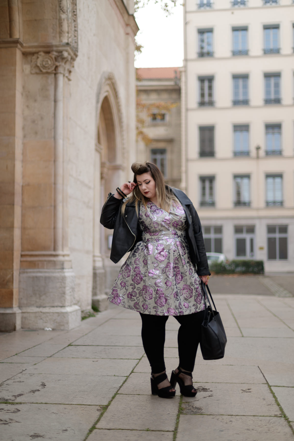eloquii plus size brand dress grande taille curvy girl blog