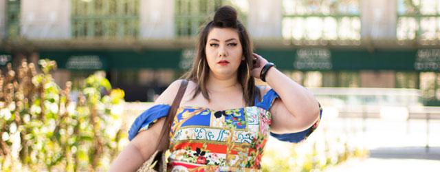 asos curve plus size grande taille curvy girl blogger italian style bodypositive