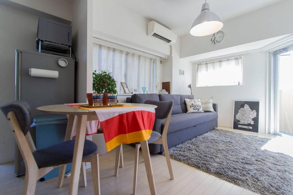 airbnb tokyo nakano japan