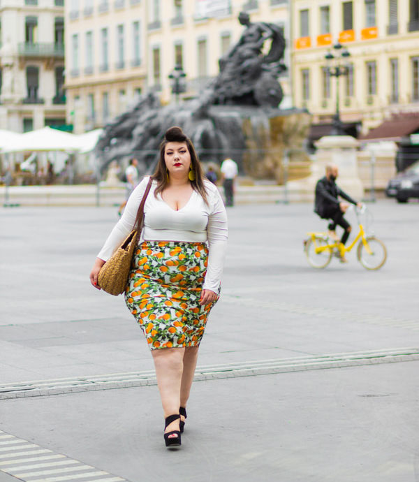 pretty little thing plus size grande taille plt curvy girl blogger ronde grosse fat lyon