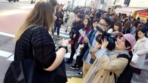 curvy girl japanese tv show bbw harajuku tokyo blog plus size