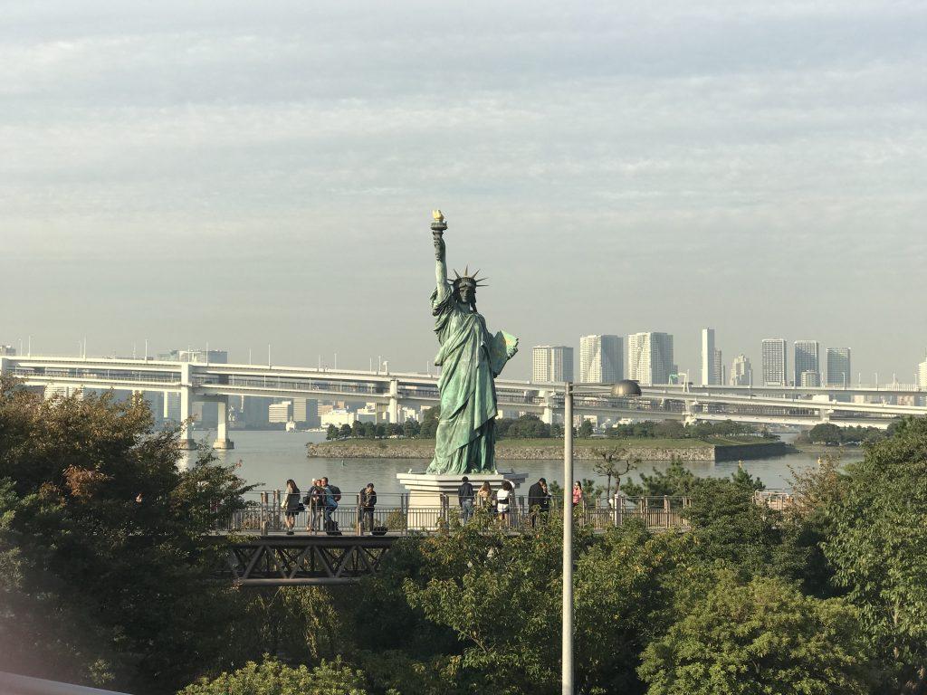 tokyo travel curvy girl city guide japan odaiba