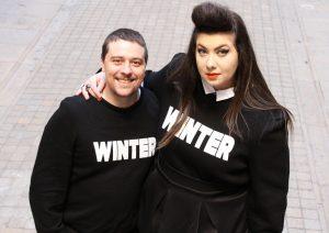 Duo Laura Begot grande taille créateur
