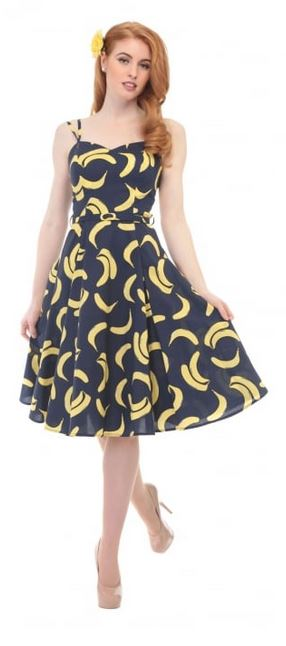 banana dress plus size collectif clothing