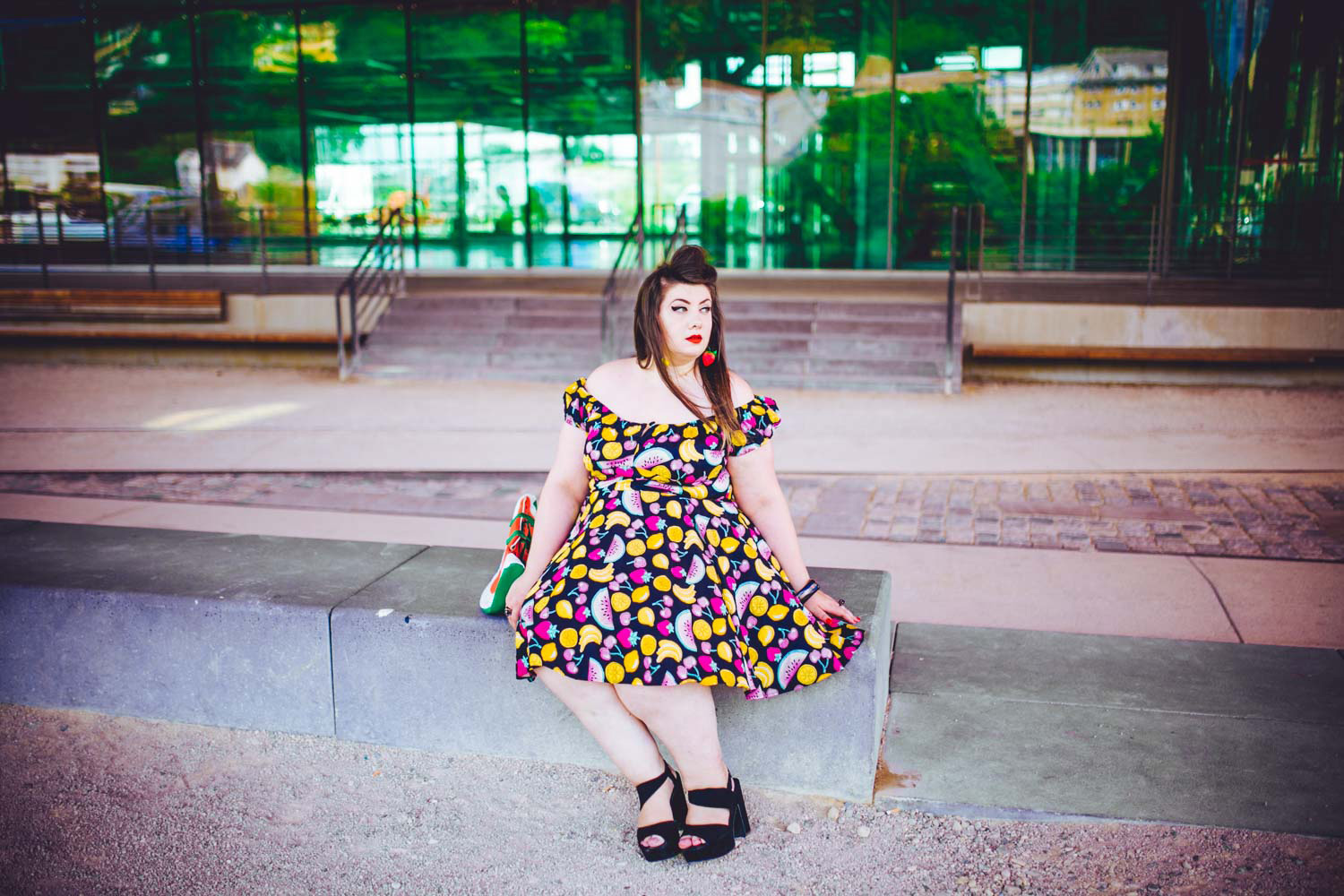 Hellbunny plus size blog ronde body positive grande taille