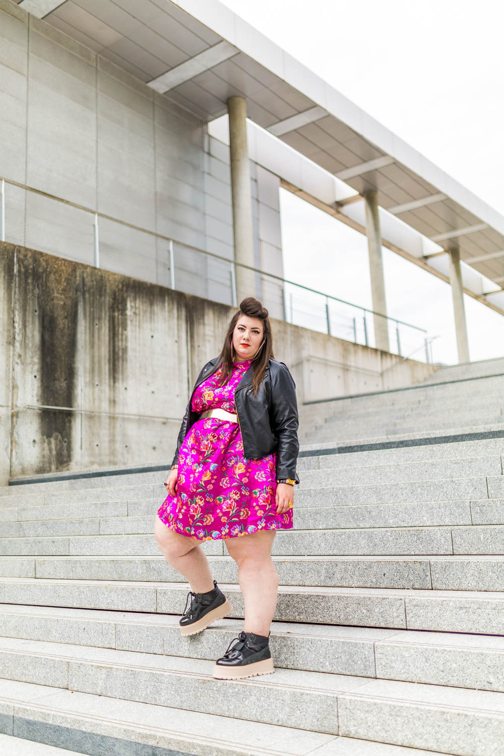 blogueuse grande taille ronde plus size fenty asos curve