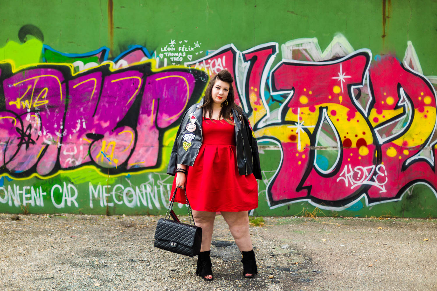 plus size red dress chi chi london curves blog