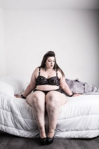 lingerie hosiery new look curves sexy curvy girl bbw blogger plus size