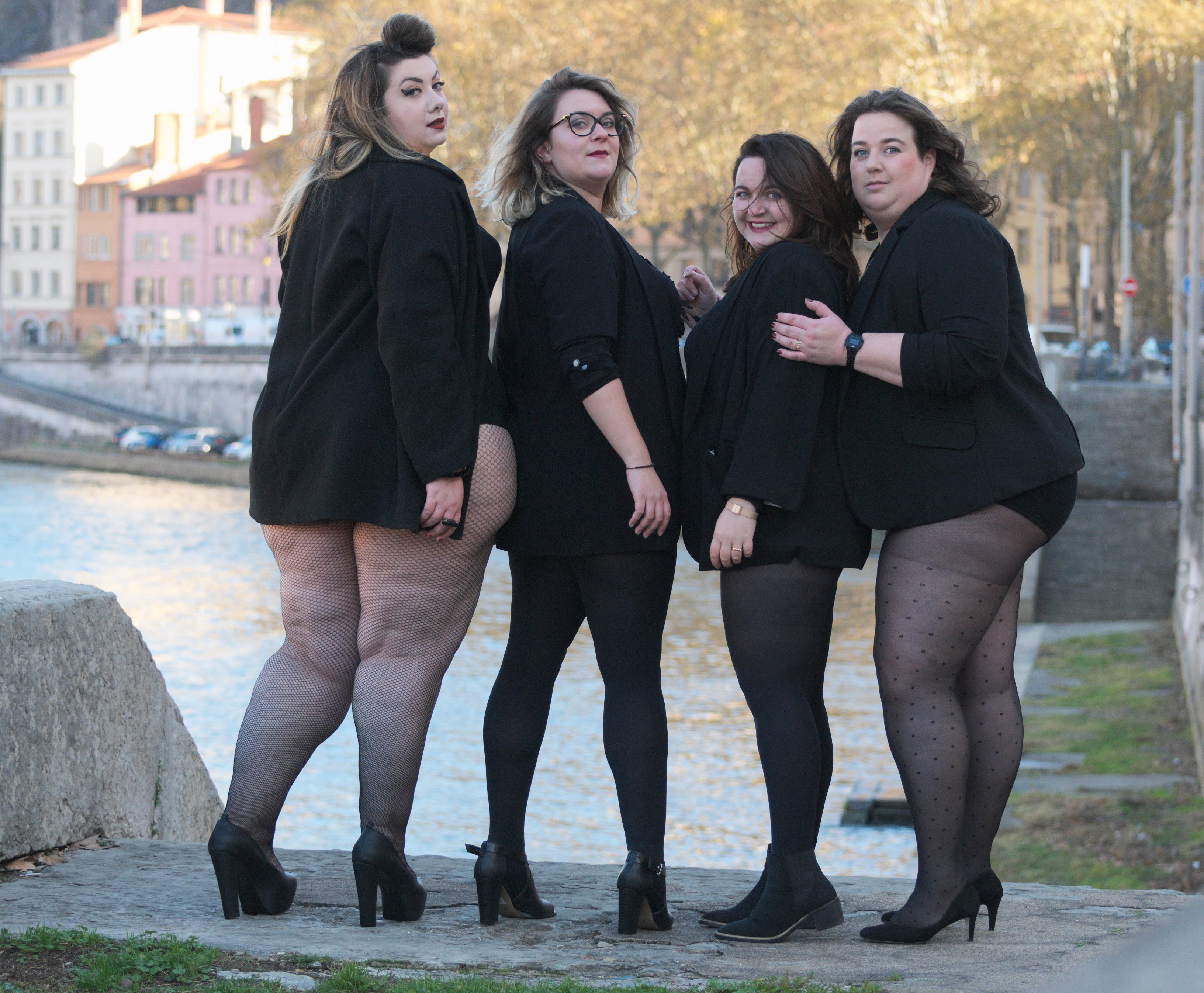 curvy gang army plus size bbw lyon chubby girl blog