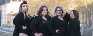 curvy gang army plus size bbw lyon chubby girl blog