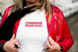 plus size blogger curvy girl punyus harajuku vinyle bbw