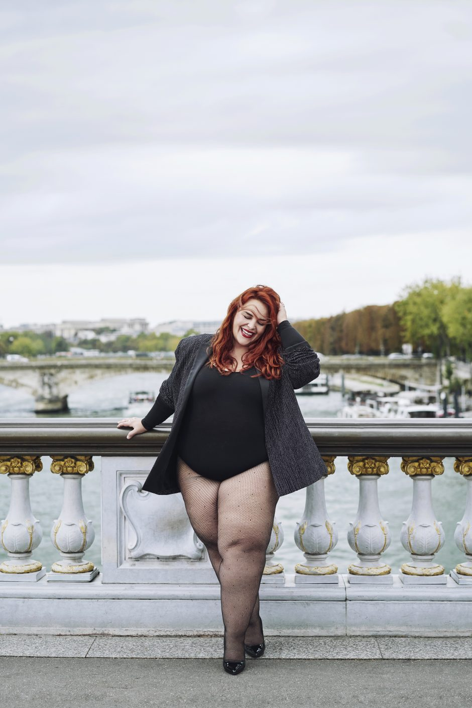 stephanie zwicky la hall capsule mode grande taille plus size blogger