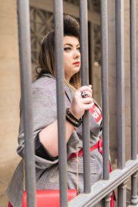 fashion nova curve plus size blogger curvy girl grosse ronde bbw fat babe