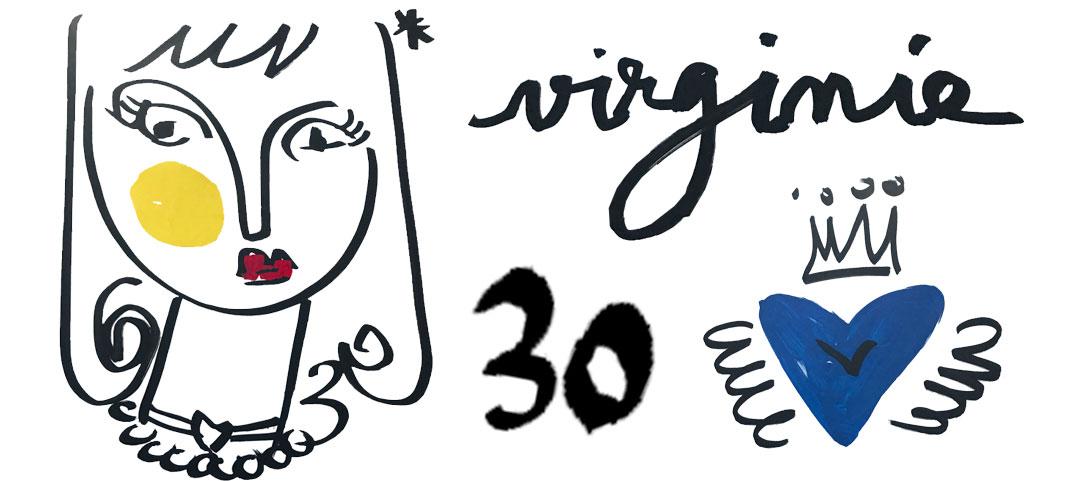 birthday party castelbajac pop art design clouds plus size blogger