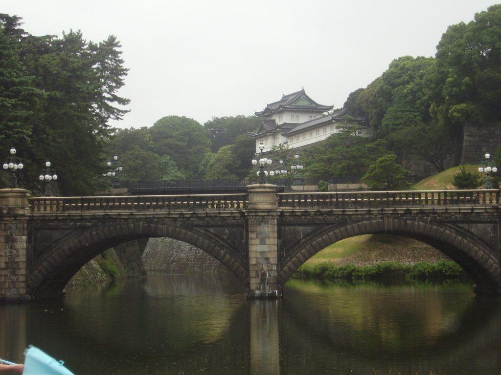 palais imperial tokyo japan