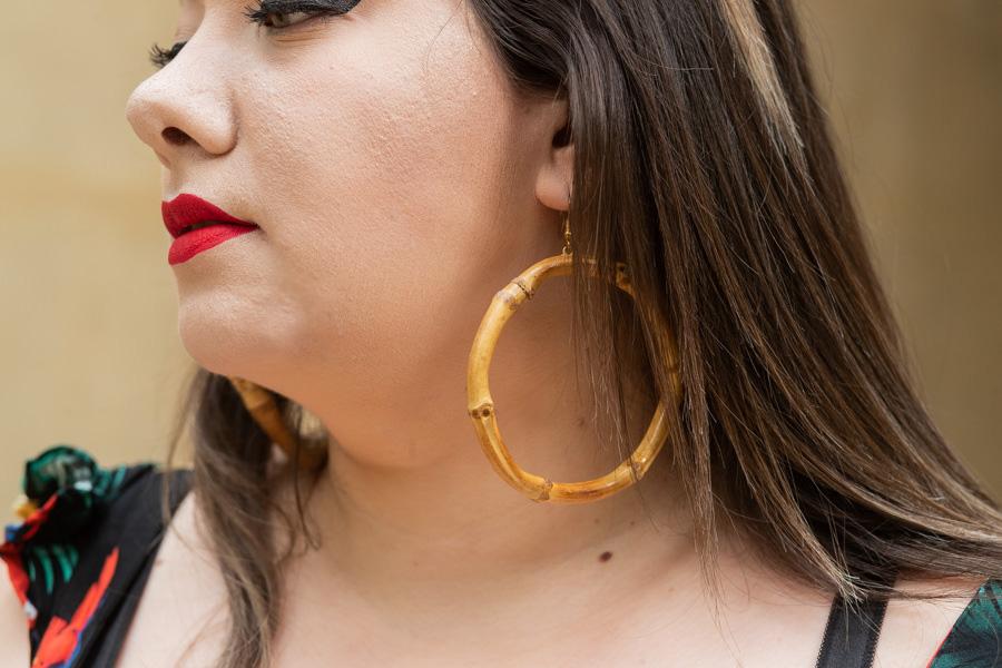 plus size fashion torrid curvy girl pin up blogger ronde lyon