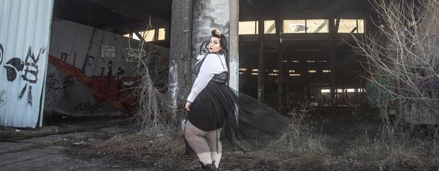 plus size blogger fat curvy girl bbw ronde mode grande taille zalando pin up