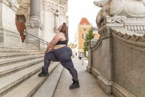 tenue sport grande taille fabletics